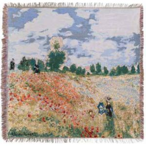 Gobelín Ubrus - Coquelicots by Monet