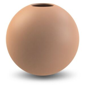 COOEE Design Váza Ball Cafe au Lait - 8 cm