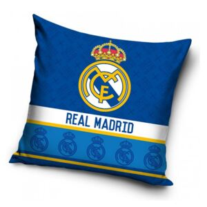 Povlak REAL MADRID BLUE SHIELDS 40x40 cm