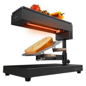 Raclette gril Cecotec Cheese&Grill 6000 Black