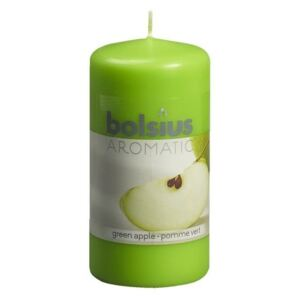 Bolsius Aromatic Válec 60x120 Green Apple vonná svíčka