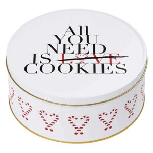 Dóza na sušenky All You Need is Cookies