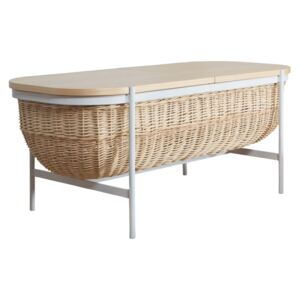 Ok Design designové lavice Willow Bench