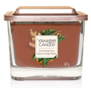 Yankee Candle Elevation vonná svíčka Sweet Orange Spice 347 g