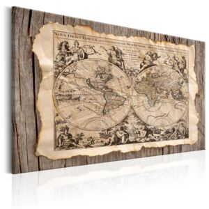 Obraz - The Map of the Past 60x40