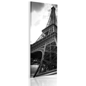 Obraz - Oneiric Paris - black and white 40x120