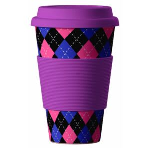 Eco Bamboo Cup Scotish 400 ml