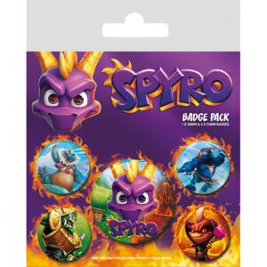 Placka Spyro - Reignited Characters