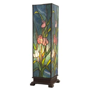 Stolní lampa Tiffany - 24*58.5 cm Clayre & Eef