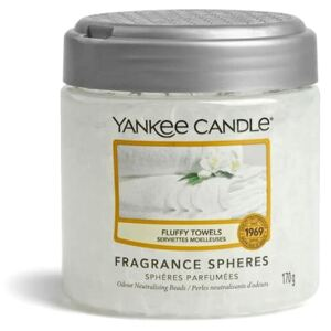 Yankee Candle voňavé perly Fluffy Towels