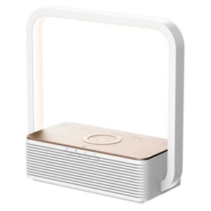 Lampa LED stolní BLUETOOTH / WIRELESS CHARGER IMMAX ROOSTER 08958L