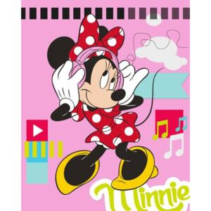 Micropolar fleece deka Minnie 120/150 Faro
