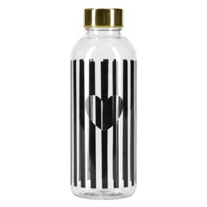 Lahev na vodu Miss Étoile White Stripes, 750 ml