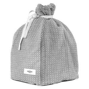 Pokrývka na čajovou konvici Tea Cosy Morning Grey The Organic Company