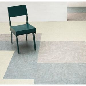 Marmoleum FORBO Marbled Real (Dove blue 3053)