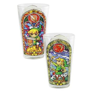 Paladone Půllitr Legend of Zelda Wind Waker 500ml