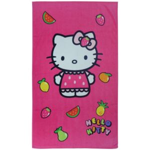 CTI Osuška Hello Kitty Fruity 70x120 cm