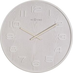 NeXtime Hodiny 3096 WI Wood Wood Medium