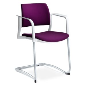 LD SEATING - Židle DREAM + 104-WH-Z-BR
