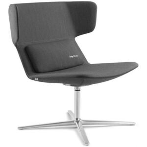 LD SEATING - Křeslo FLEXI LOUNGE/L-F27-N6-PL