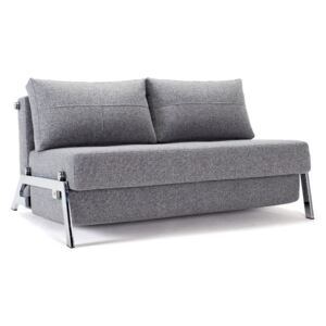 INNOVATION - Sedačka CUBED CHROME SOFA 160-200