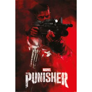 Plakát, Obraz - The Punisher - Aim, (61 x 91,5 cm)