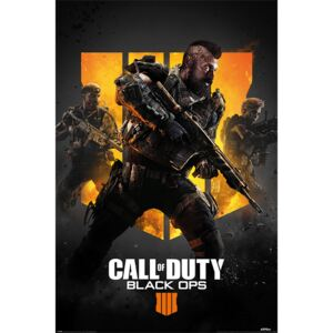 Plakát, Obraz - Call of Duty: Black Ops 4 - Trio, (61 x 91,5 cm)