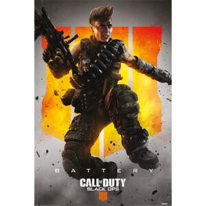 Plakát, Obraz - Call Of Duty – Black Ops 4 - Battery, (61 x 91,5 cm)