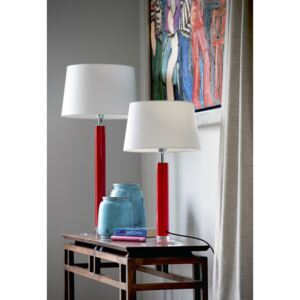 Stolní lampa 4Concepts FJORD Red L207365228