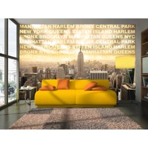 Tapeta New York (150x105 cm) - Murando DeLuxe