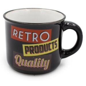 Nekupto Mini hrníček - RETRO,PRODUCTS, QUALITY
