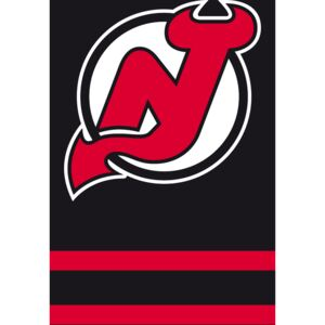 Osuška NHL New Jersey Devils Black
