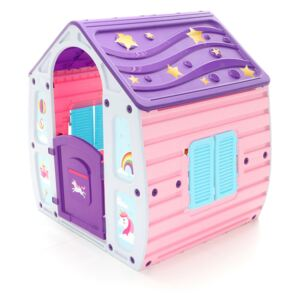 STARPLAST Unicorn Magical House