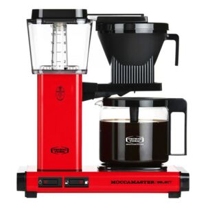 Kávovar Moccamaster KBG Select RED