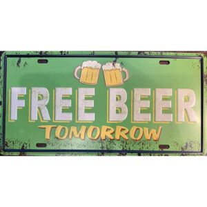 Cedule Free Beer Tomorrow