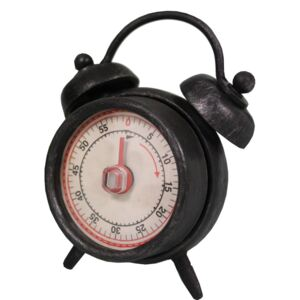 Minutka Antic Line Black timer
