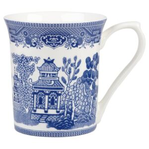 Porcelánový hrnek Churchill China Blu Willow, 220 ml
