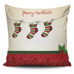 Polštář Christmas Pillow no. 27, 45 x 45 cm