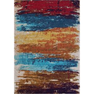 Koberec Eco Rugs Colourful Abstract, 80 x 150 cm
