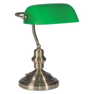 TOP LIGHT Top Light Office Bank - Stolní lampa 1xE