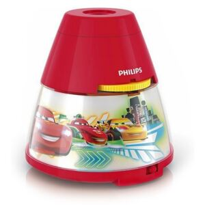 Philips Philips 71769/32/16 - LED Dětský projektor DISNEY CARS LED/0,1W/3xAA P0717
