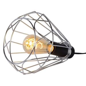 Lucide Lucide 78585/01/11 - Stolní lampa KYARA 1xE27/60W/230V LC2334
