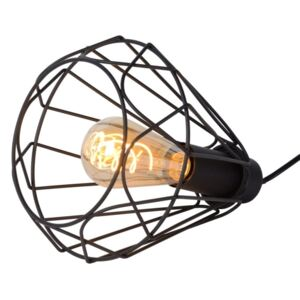Lucide Lucide 78585/01/30 - Stolní lampa KYARA 1xE27/60W/230V LC2335