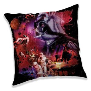 Polštářek Star Wars dark power 40x40 cm Jerry Fabrics