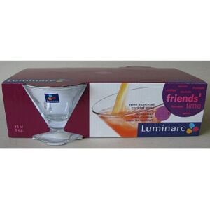 Luminarc KYOTO FRIENDS´TIME Kalíšek cocktail 15 cl C4085