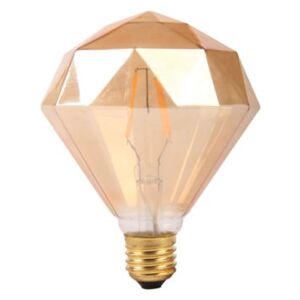 MILAGRO DIAMENT LED BULB, MI-587, E27, 95x128mm, 4W, 280
