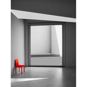 The red chair, (96 x 128 cm)