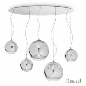 Ideal Lux Discovery Cromo SP5 059655