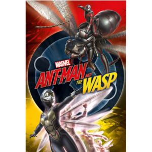 Plakát Marvel|Ant-Man and The Wasp: Unite (61 x 91,5 cm)
