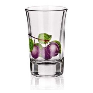 BANQUET Sada odlivek TORINO Plum 40ml, 6 ks